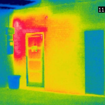 Mesurez les déperditions de chaleur de vos bâtiments publics grâce à la caméra thermique