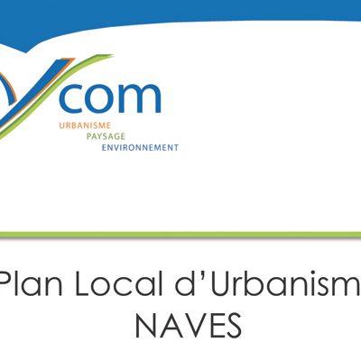 Commune de NAVES – ENQUÊTE PUBLIQUE sur le projet de révision générale du PLU