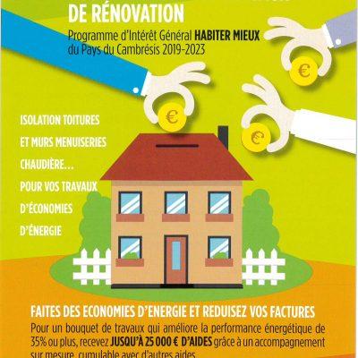Vous êtes propriétaire de votre logement ? Vous souhaitez réaliser des travaux d'économie d'énergie ?